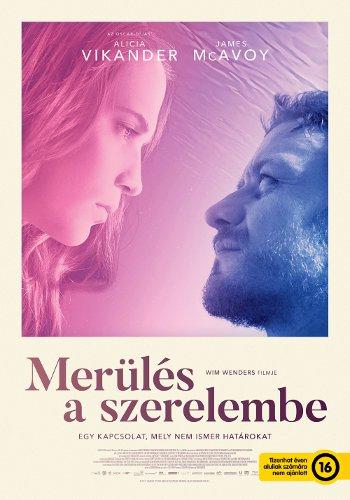 Merülés a szerelembe (2018) romantikus film plakátja