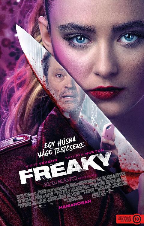 Freaky plakát